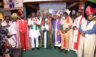 Edo Christian Leaders Endorse Obaseki