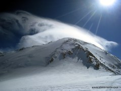 High winds on Denali preventing summit attemp