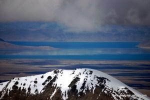 View of Tibet from Shishapangma