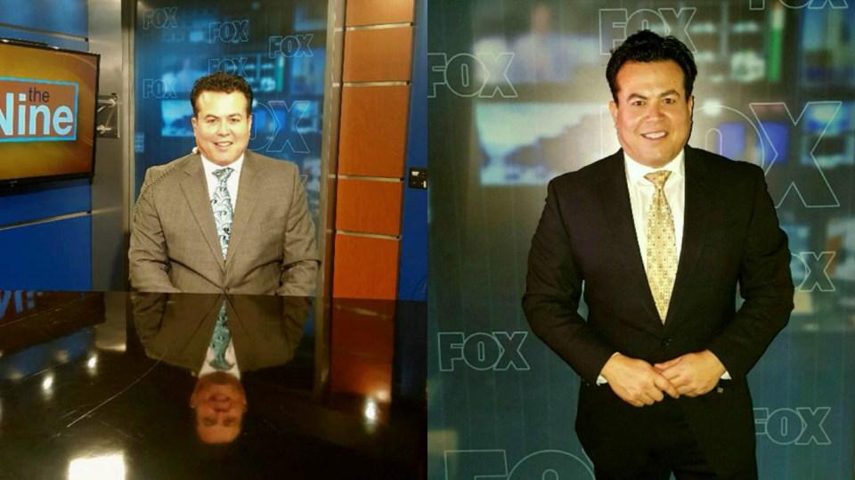 Al ready to go live on Fox Business News' Varney & Co.
