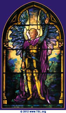 Archangel Michael, angel of faith and protection