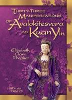 Kuan Yin 33 Manifestations DVD