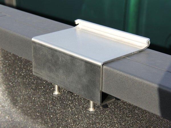 cm fs full size pickup bracket system chevy - CS-FS – Open Bed Rail Bracket System