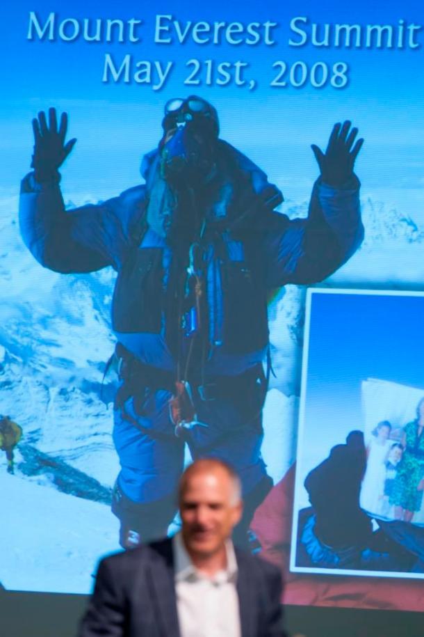 Motivational Speaker Mr. Scott Kress