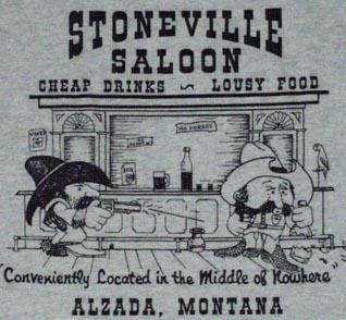 Stoneville Saloon