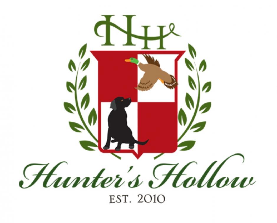 Hunters Hollow Logo Design