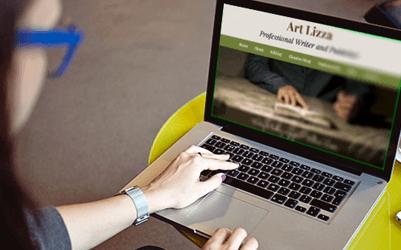 art lizza website