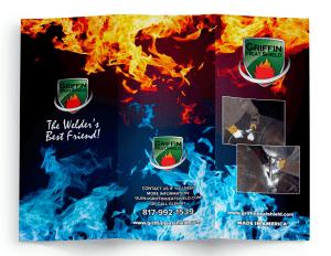 griffin heat shield brochure