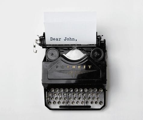 typewriter fonts image