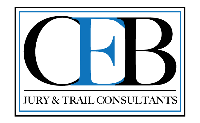 CEB Jury and Trail Consultants Logo