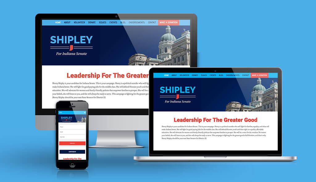 Sherry Shipley Website