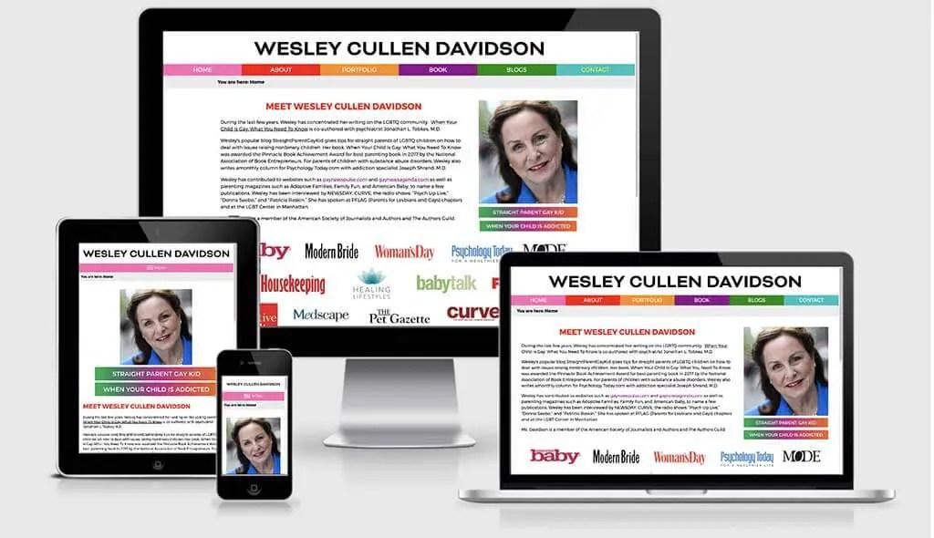 Wesley Cullen Davidson