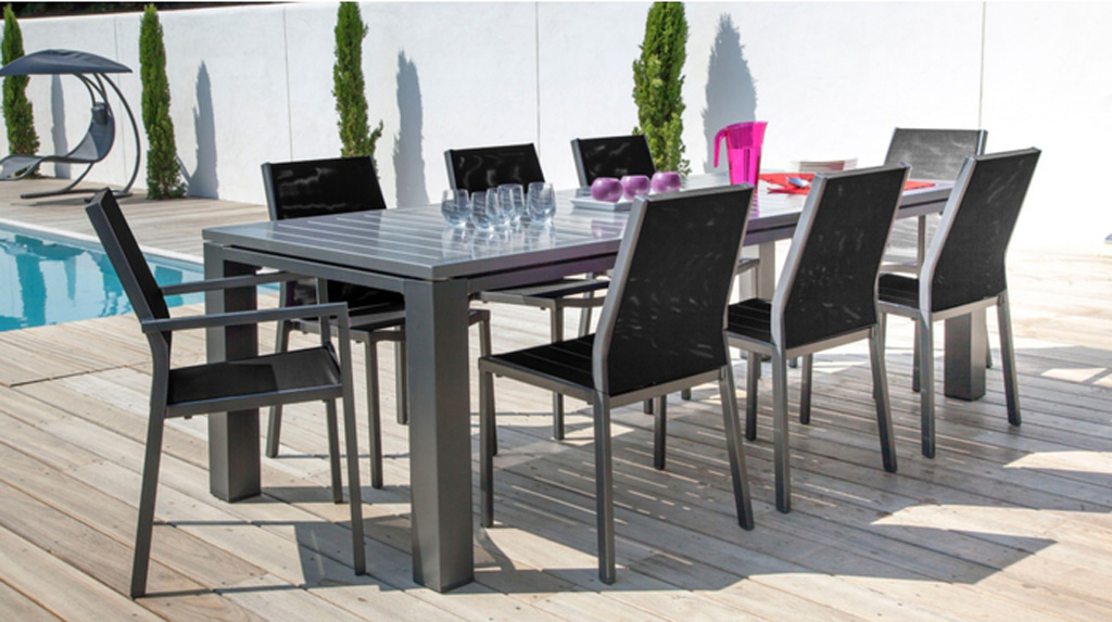Sun Mobilier Chauffages Chauffages Table Azur Rectangle