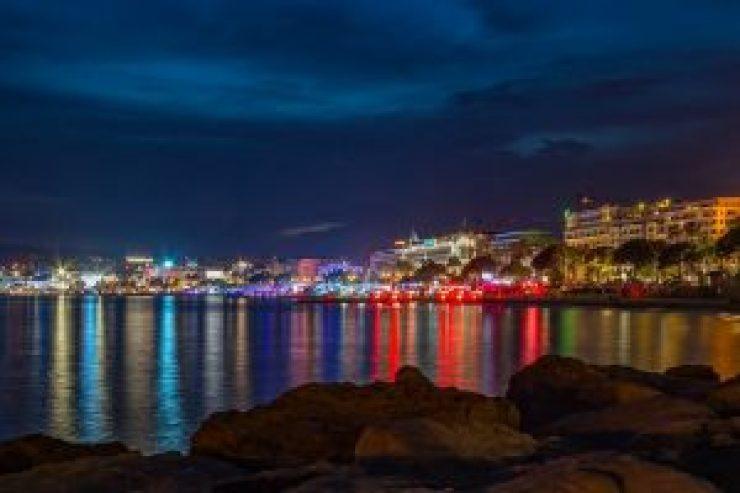 Week end à Cannes : Se promener sur La Croisette