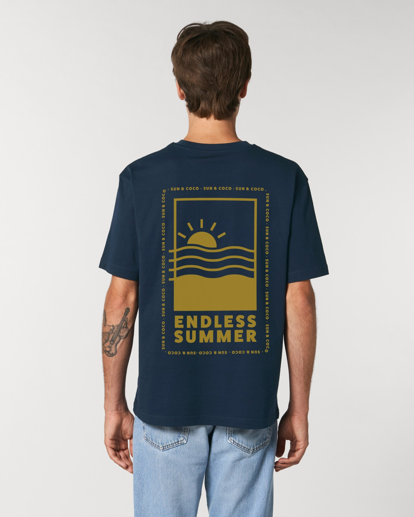 ENDLESS SUMMER – t-shirt for men