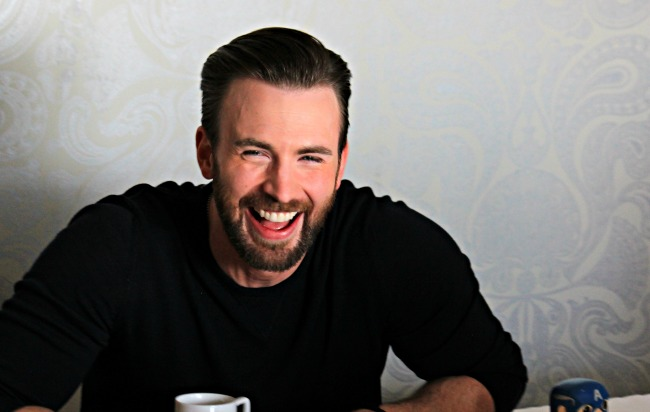 Exclusive Chris Evans Interview: Why He Loves The Darker Cap And Why He Loves Marvel