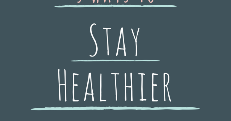 5 Tips For A Healthy School Year: Parents Edition
