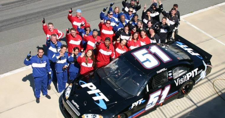My Training As A NASCAR Pit Crew Member At PIT Crew U