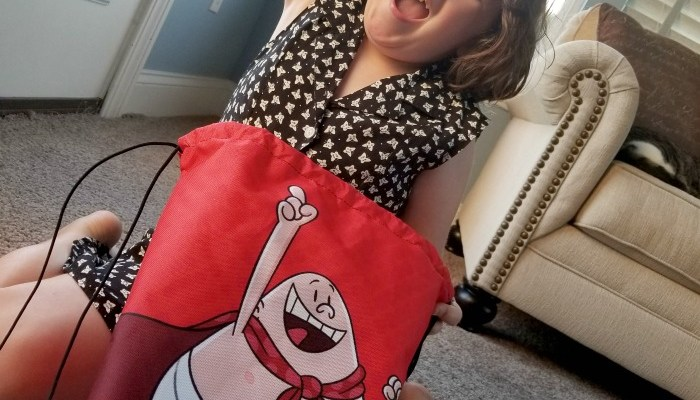 'Captain Underpants' Comes to Netflix and We Made Sock Puppets!