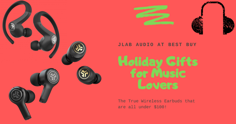 JLab: #1 True Wireless Earbuds under $100