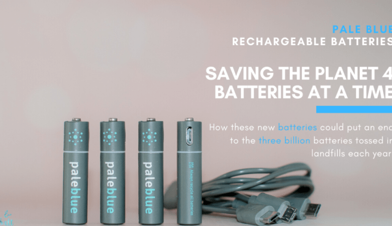 The best and longest lasting rechargeable batteries
