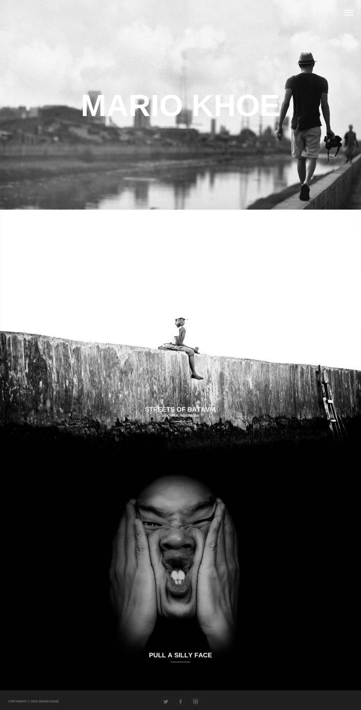 Mario Khoe Portraiture - Full