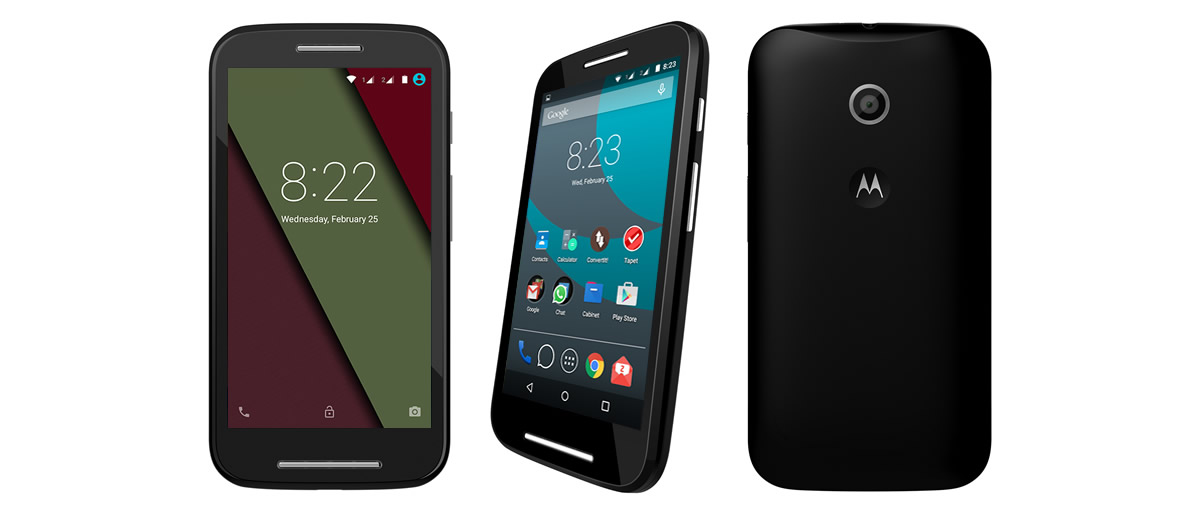 Geek Review: Motorola Moto E running Android Lollipop (5.0.2)