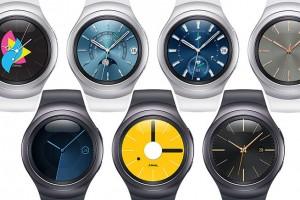 Samsung Gear S2 - Default Watch Faces