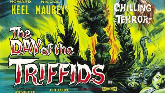 The Day of the Triffids movie poster