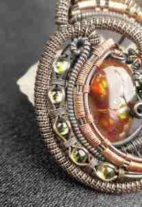 Fireagate SunayLaLuna Gemsjewelry