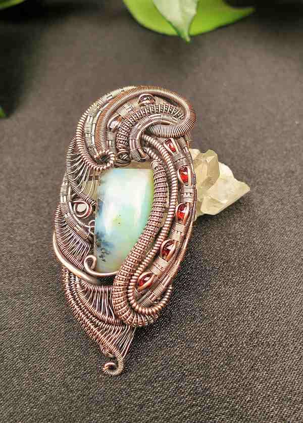 Andeanopal SunaylaLuna Exclusivejewelry Semipreciousstonejewelr