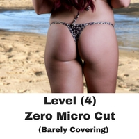 Zero micro bottoms - level 4