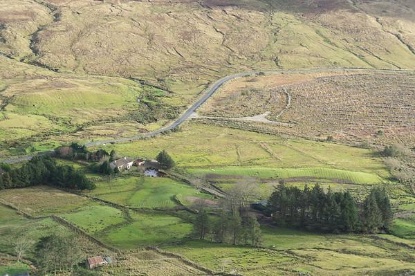 View of Ashmount, Leenane, Co. Galway
