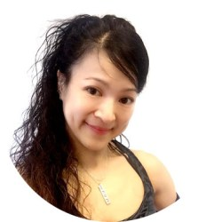 Priscilla Wong Zumba instructor at Sunberry Fitness in Vancouver
