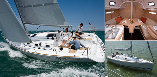 Beneteau First 317 At Sunbird Yacht Sales
