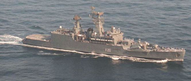 INS Godavari - a feather in the cap of naval designers