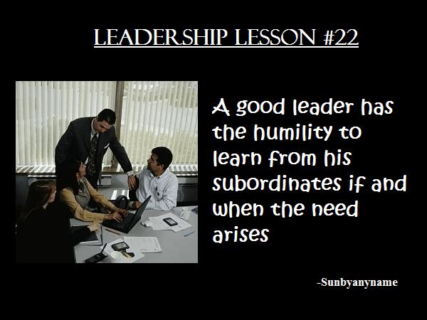 Leadership #22