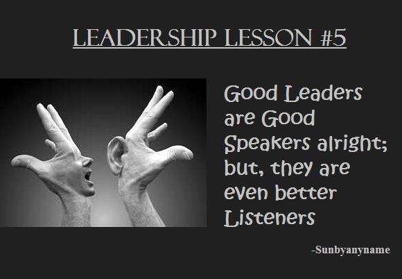 Leadership #5