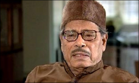 Manna Dey, the greatest singer of classical songs in Hindi movies.