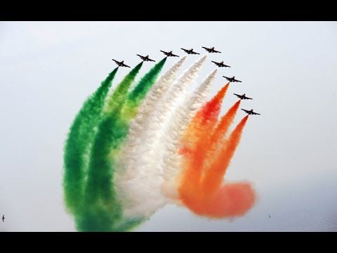 How we used to enjoy these R-Day Fly-pasts until the Air-Force became non-uniform! (Pic-courtesy: