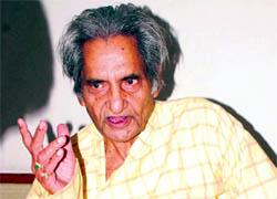 Lyricist Neeraj