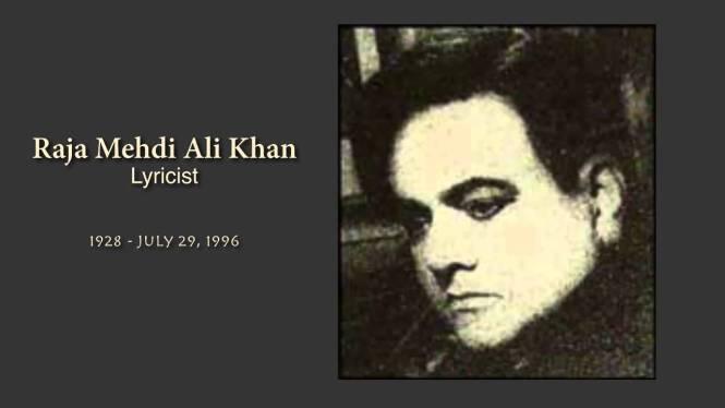 Raja Mehdi Ali Khan1