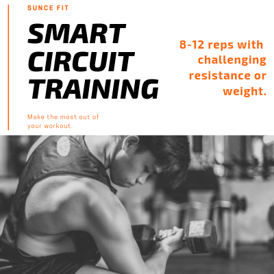 Circuit Training – Easy Steps To An Efficient Workout