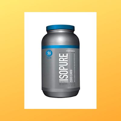 isopure zero carb isolate protein