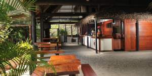 The Nuku Bar and Restaurant