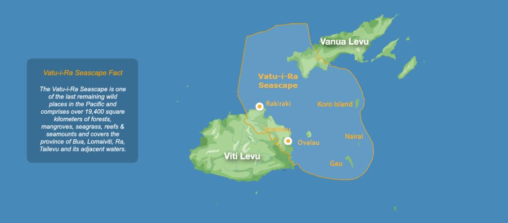 Vatu-i-Ra Seascape