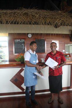 Paradise Beverages runs Cocktail training on Fiji's Suncoast