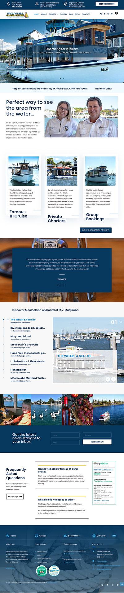 Best Cruise Website Sunshine Coast