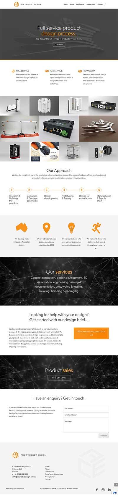brisbane-engineers-website-design-suncoastmedia