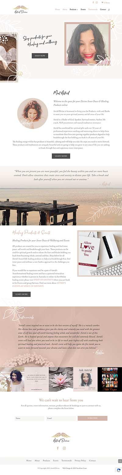 business-coach-life-coach-website-design